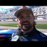 Stenhouse Jr. snags Daytona 500 pole | NASCAR at Daytona International Speedway