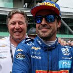 Alonso, Arrow McLaren SP commit to Indy 500