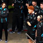 Claire Williams says team's struggles are 'not because I am a mum'