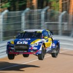 LARSSON STEPS UP TO FULL WORLD RX CAMPAIGN