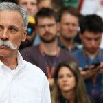 Formula 1 boss Chase Carey says positive test would not cancel a race