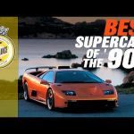 The best supercars of the '90s... that aren't the McLaren F1