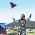 THE CLEAN SWEEP, SVG COMES CLOSE TO BAKKERUD'S FIRST