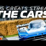 FOS Greats strem | The Cars – Lotus 72, Ford GT40, Mazda 787B and more