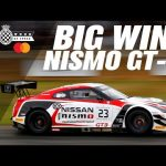 GT3 Nismo GT-R flies up Goodwood Hill in timed shootout