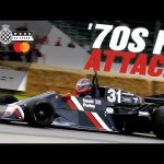 Flat-out '70s F1 blast at Goodwood Festival of Speed