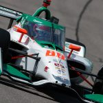 Herta puts Andretti Harding Steinbrenner Autosport at top of Iowa speed chart