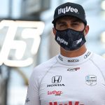 Confident Rahal Getting in Groove Heading to Home Track, Indy