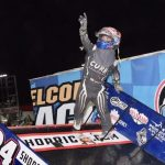 Abreu Goes Third To First At Knoxville