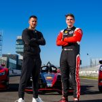 Nissan e.dams' Oliver Rowland takes Eden Hazard for the Ultimate EV Experience