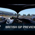 2020 Formula 1 British Grand Prixview