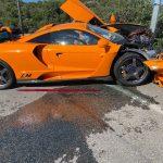 NOT TOO SUTIL Former Formula One star Adrian Sutil 'destroys £1.2m McLaren Senna LM supercar in Monaco crash but walks away unscathed'
