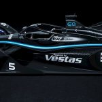 Mercedes-Benz EQ standing against racism and discrimination with all-black livery in Berlin