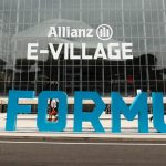Inside the Allianz E-Village