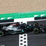 Lewis Hamilton's British Grand Prix weekend gets off to a slow start as reigning F1 world champion is beaten to top spot in first practice session by Red Bull's Max Verstappen