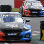 TEAM BMW TAKE PRACTICE ONE-TWO AT DONINGTON