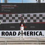 Dickinson Scores Surprise Porsche GT3 Cup Victory