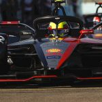 Nissan's Oliver Rowland sets early practice pace as Formula E returns to action in Berlin