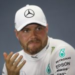 VAL BE STAYING Valtteri Bottas signs £12m one-year contract extension with Mercedes with Lewis Hamilton set for talks over new deal