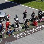 MAG MESSAGE F1 star Magnussen refused to kneel at British GP for first time to 'separate' himself from Black Lives Matter politics