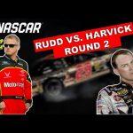 'He's got that little yap yap mouth': Ricky Rudd vs. Kevin Harvick, Round 2 at Richmond Raceway 2003