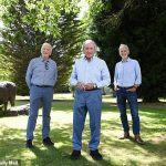 Formula One Royalty: To celebrate the 70th Anniversary Grand Prix at Silverstone, British legends Sir Jackie Stewart, John Watson and Damon Hill sit down to talk great drivers and mortal dangers