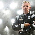Carpenter Hopes To Rocket to Indy 500 Victory with New Backing from U.S. Space Force
