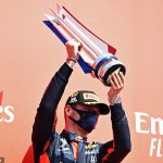 'I didn't see it coming, it's an incredible result': Max Verstappen relishes after claiming shock victory at F1's 70th Anniversary Grand Prix to take his first win of the season as both Mercedes cars struggled with tyre issues