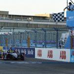 Rowland Nabs First Formula E Triumph