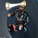 'I was in a daze out there... it is the zone that I dream of being in': Lewis Hamilton achieves Ayrton Senna-like state of focus in Spanish GP victory