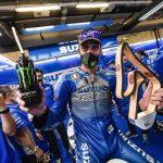 """Mir bags maiden MotoGP™ rostrum: """"I feel amazing"""""""