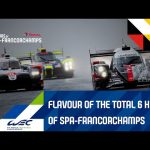 Best flavors from the TOTAL 6 Hours of Spa