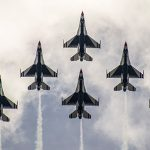 U.S. Air Force Thunderbirds To Perform Indy 500 Flyover