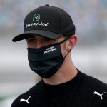 Cindric To Lead Field To Green At Dover
