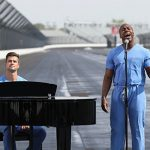 Singing Surgeons & Cornelison Highlight Indy 500 Pre-Race