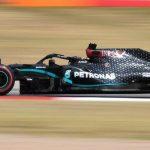 Lewis Hamilton tops second Spanish Grand Prix practice