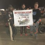 Johnny Boos Gains Fifth Win of the Season with POWRi RMLS