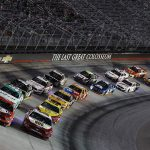 Limited Fans Welcome For Bristol Night Race