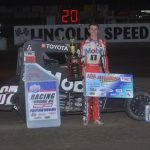 Kofoid Seals the Deal on SPEED Weekend Night One at Lincoln Speedway