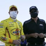 Castroneves Ready To Take Long Road to Indy Victory No. 4 on Sunday