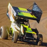 Zach Blurton Claims Second Preliminary Night of Sprint Car Nationals at Dodge City Raceway Park with United Rebel Sprint Series
