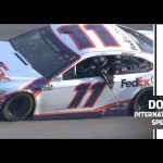 Saturday date with 'Miles the Monster' sees Hamlin delivers at Dover | NASCAR
