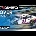 Denny Hamlin stalks Truex for sixth win of 2020 | Dover | Race Rewind | NASCAR in 15 minutes