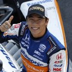 Sato Makes Good on Delivering '500' Victory to Rahal Letterman Lanigan Racing