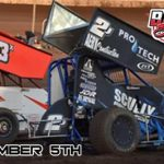 After a Lengthy Break, POWRi Southwest Lightning Sprints Finalize a Return to Racing
