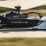 Pascal Wehrlein completes first test with TAG Heuer Porsche Formula E Team