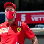 No workout for Vettel's contract pen at Spa