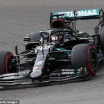 Lewis Hamilton secures 93rd-career pole as Briton puts in flawless display at Spa ahead of Belgian Grand Prix while Ferrari have another day to forget