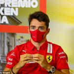 Charles Leclerc can be the man to restore Ferrari back to its former glory just as Formula One legend Michael Schumacher did when he delivered their first drivers' title after 21 barren years in 2000