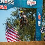 Osborne Flies High At RedBud